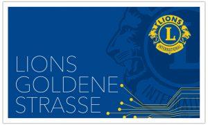 LIONS CLUB WEIDEN – Goldene Strasse